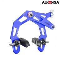"""Frenos herradura bmx 2pcs """"allonga"""" aluminio azul"""